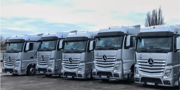 Mercedesfleet